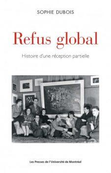 Couverture du livre Refus global